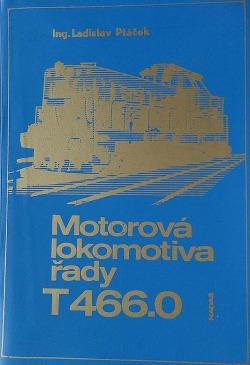 Motorová lokomotiva řady T 466.0