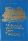 Motorová lokomotivy řady T 466.0