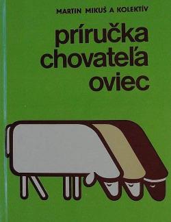 Príručka chovatele oviec obálka knihy