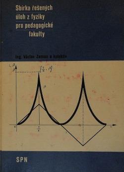 Sbírka řešených úloh z fyziky pro pedagogické fakulty obálka knihy