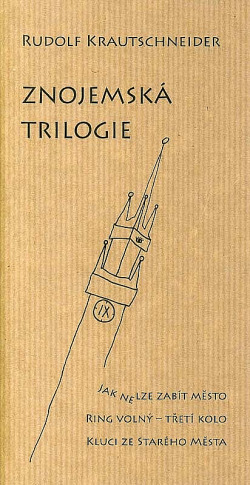 Znojemská trilogie obálka knihy
