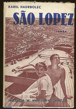 Sao Lopez obálka knihy