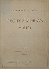 Čechy a Morava v Říši