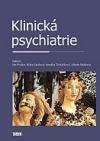 Klinická psychiatrie obálka knihy