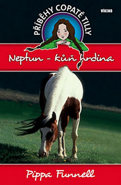 Neptun – kůň hrdina obálka knihy
