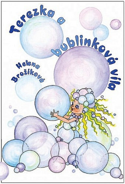 Terezka a bublinková víla obálka knihy