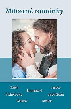 Milostné románky obálka knihy