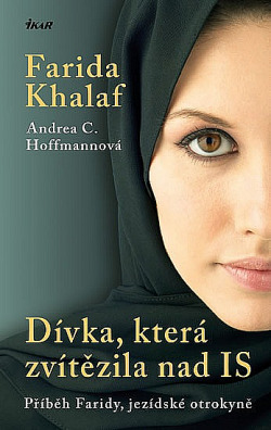 Dívka, která zvítězila nad IS obálka knihy