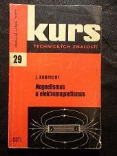 Magnetismus a elektromagnetismus obálka knihy