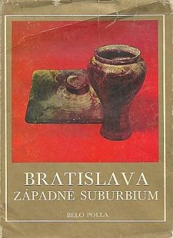 Bratislava - západné suburbium obálka knihy