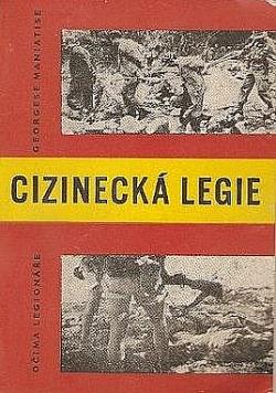Cizinecká legie obálka knihy