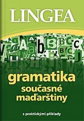Gramatika současné maďarštiny obálka knihy