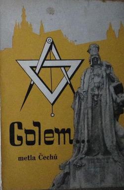 Golem - metla Čechů