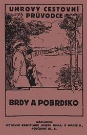 Brdy a Podbrdsko obálka knihy