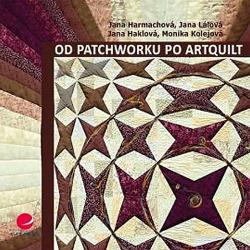 Od patchworku po artquilt obálka knihy