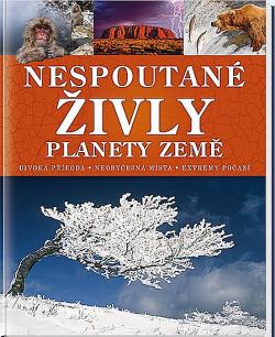 Nespoutané živly planety Země obálka knihy