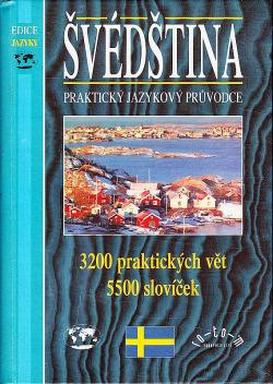 Švédština - praktický jazykový průvodce obálka knihy