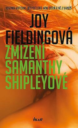 Zmizení Samanthy Shipleyové obálka knihy