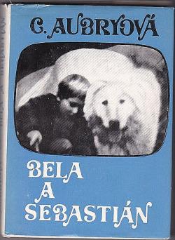 Bela a Sebastián obálka knihy