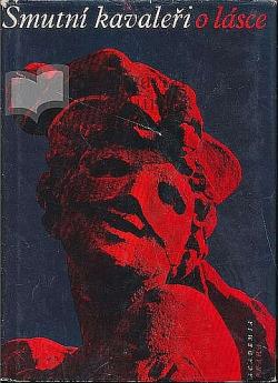 Smutní kavaleři o lásce obálka knihy