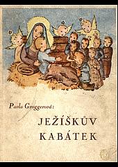 Ježíškův kabátek obálka knihy