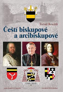 Čeští biskupové a arcibiskupové obálka knihy
