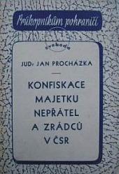 Konfiskace majetku nepřátel a zrádců v ČSR
