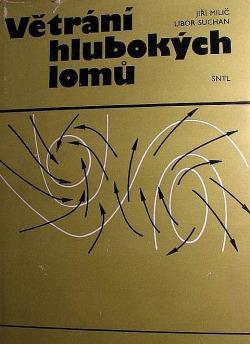 Větrání hlubokých lomů obálka knihy
