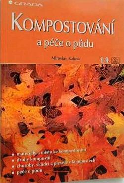 Kompostování a péče o půdu obálka knihy