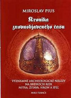 Kronika znovuobjaveného času obálka knihy