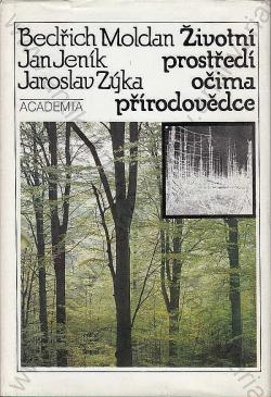 Životní prostředí očima přírodovědce obálka knihy
