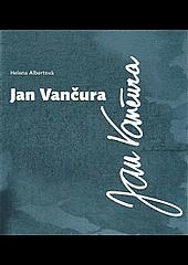 Jan Vančura obálka knihy