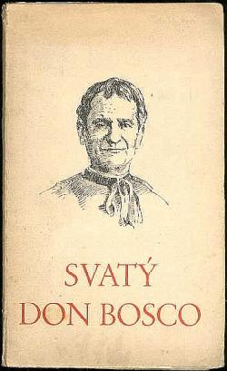 Svatý Don Bosco obálka knihy