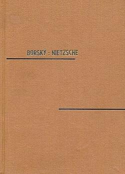Bedřich Nietzsche - vývoj jeho filosofie obálka knihy
