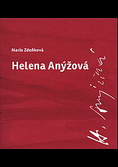 Helena Anýžová obálka knihy