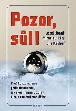 Pozor, sůl! obálka knihy