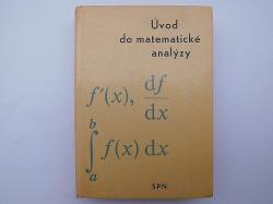 Úvod do matematické analýzy obálka knihy
