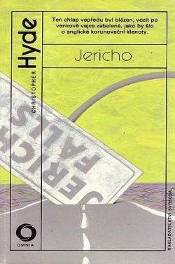 Jericho obálka knihy