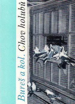 Chov holubů obálka knihy