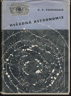 Hvězdná astronomie obálka knihy