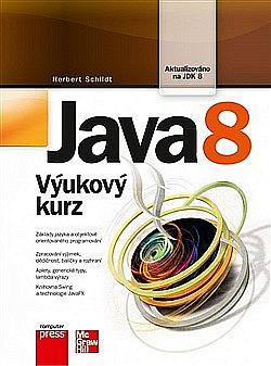 Java 8 - Výukový kurz obálka knihy