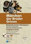 Märchen der Brüder Grimm / Rozprávky bratov Grimmovcov (dvojjzazyčná kniha) obálka knihy