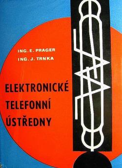 Elektronické telefonní ústředny obálka knihy