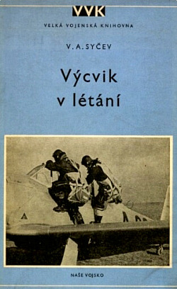 Výcvik v létání obálka knihy