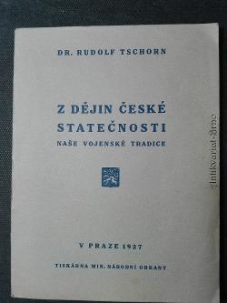 Z dějin české statečnosti obálka knihy