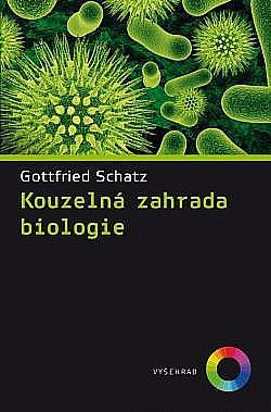 Kouzelná zahrada biologie obálka knihy