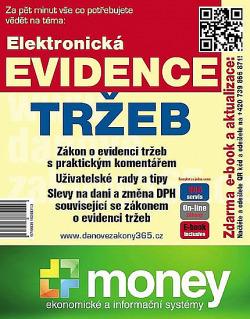 Elektronická evidence tržeb obálka knihy