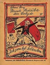 Jak jsem byl bolševikem obálka knihy