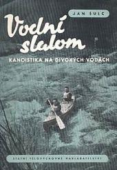 Kanoistika na divokých vodách - vodní slalom