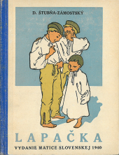 Lapačka obálka knihy